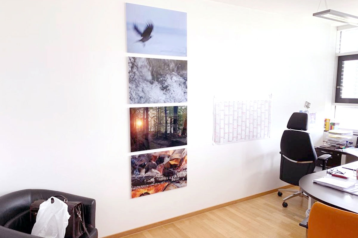 Wandgestaltung Fotos Fur Hotel Buro Kanzlei Praxis Photographin Photographin Manuela Schneider